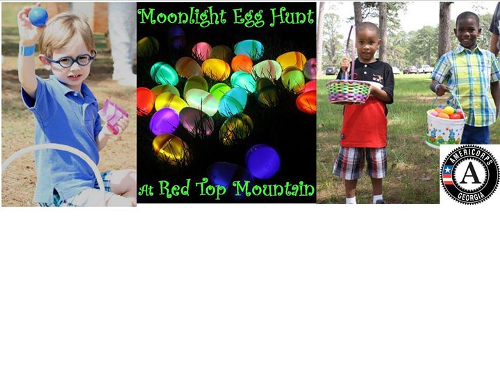 Moonlight Egg Hunt